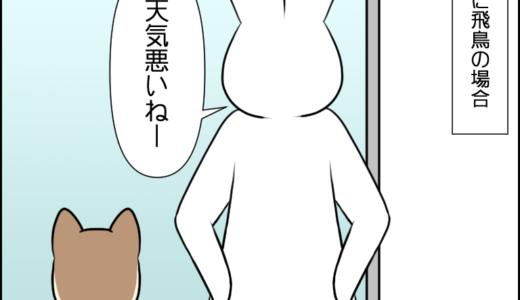 虎太郎と雷②