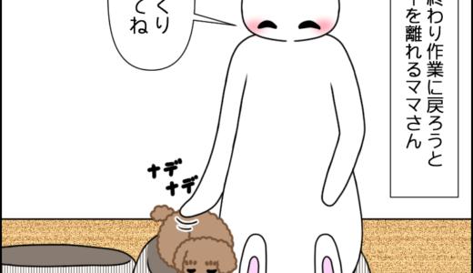 虎太郎と休憩③