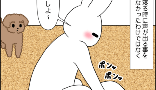 番外編(ママさんの睡眠)②